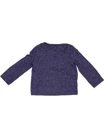 Camiseta de manga larga niña GEORGE azul 2 años invierno #1302501_1