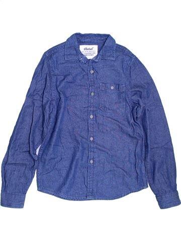 Chemise manches longues garçon PRIMARK violet 11 ans hiver #1302535_1