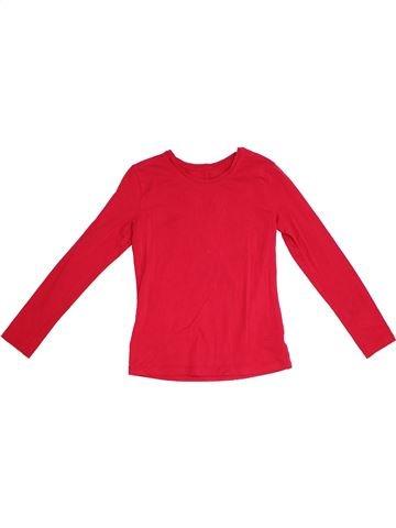 Camiseta de manga larga niño DUNNES STORES rojo 10 años invierno #1302583_1
