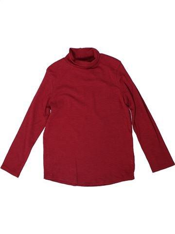 Camiseta de cuello alto niño NEXT violeta 7 años invierno #1302623_1