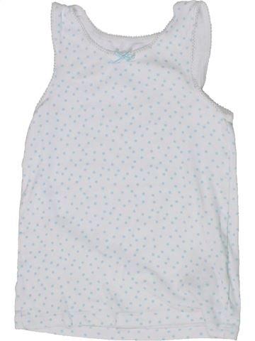 Camiseta de manga larga niña MARKS & SPENCER gris 7 años invierno #1302687_1