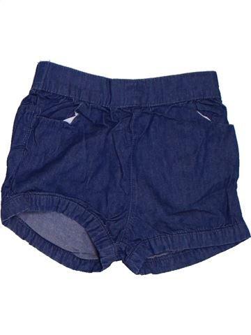 Short-Bermudas niña PRIMARK azul 2 años verano #1302688_1