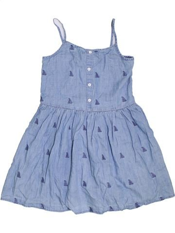 Robe fille NEXT bleu 10 ans été #1302700_1