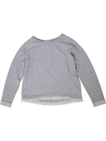 Sudadera niña H&M gris 12 años invierno #1302737_1