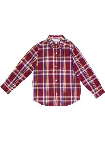 Chemise manches longues garçon OLD NAVY violet 7 ans hiver #1302745_1