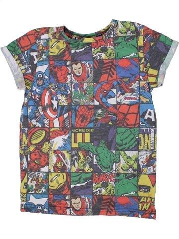 Camiseta de manga corta niño NEXT gris 8 años verano #1302760_1