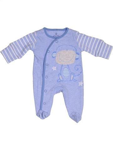 Pyjama 1 pièce garçon NEXT violet prématuré été #1302761_1