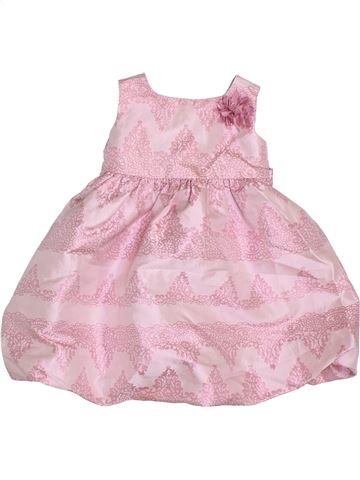 Vestido niña MONSOON rosa 18 meses verano #1302913_1