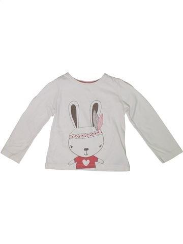 Camiseta de manga larga niño MOTHERCARE blanco 3 años invierno #1302990_1
