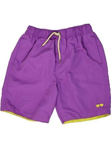 Bañador niño PRIMARK violeta 10 años verano #1303456_1