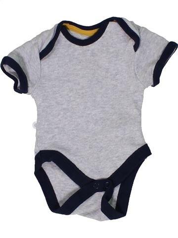 Camiseta de manga corta niño PRIMARK gris 0 meses verano #1303468_1