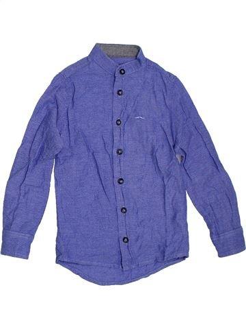 Chemise manches longues garçon RIVER ISLAND violet 3 ans hiver #1303661_1