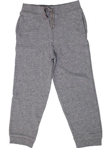 Pantalon unisexe TU gris 5 ans hiver #1303688_1