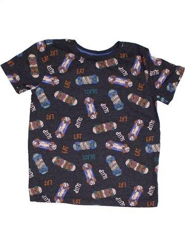 Camiseta de manga corta niño NUTMEG azul 9 años verano #1303847_1