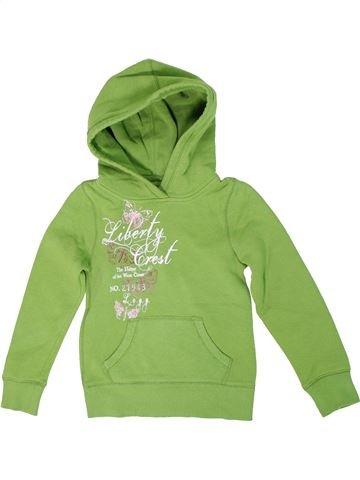 Sudadera niña H&M verde 8 años invierno #1304079_1