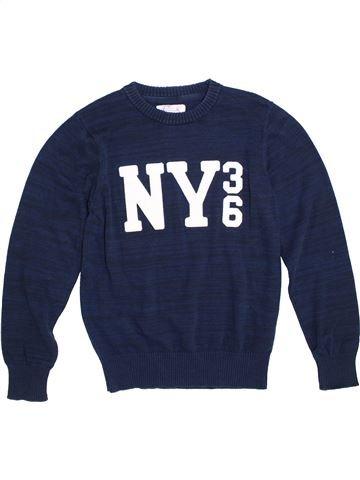 Pull garçon H&M bleu 14 ans hiver #1304150_1