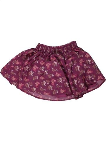 Falda niña MATALAN violeta 7 años verano #1304362_1