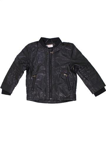 Chaqueta niño H&M negro 4 años invierno #1304396_1