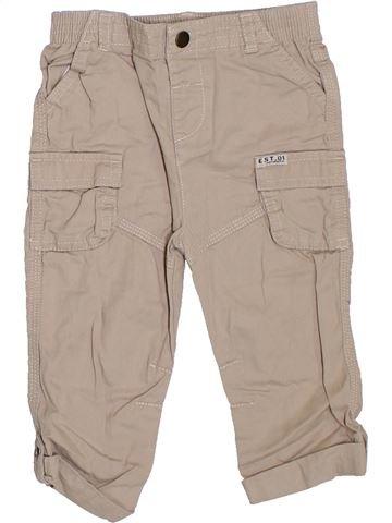 Pantalón niño F&F beige 2 años verano #1304646_1
