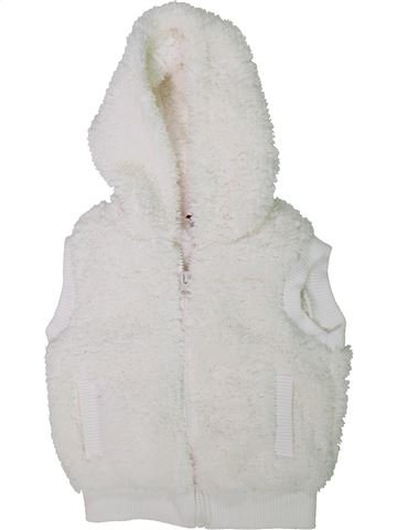 Chaleco unisex KIKI & KOKO blanco 4 años invierno #1304667_1