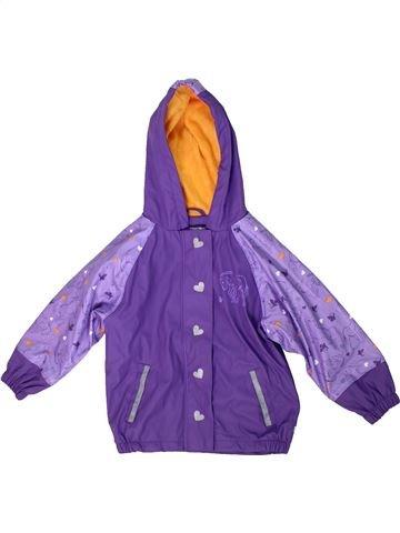 Anorak-Trinchera niña LUPILU violeta 4 años invierno #1304678_1