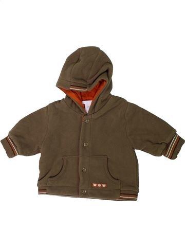 Gilet garçon H&M marron 1 mois hiver #1304697_1