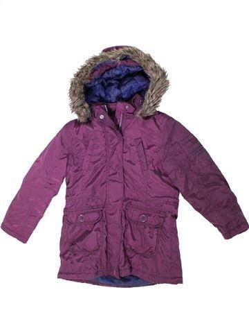 Manteau fille C&A violet 6 ans hiver #1304769_1
