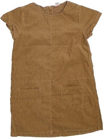 Vestido niña TU marrón 9 años invierno #1304783_1