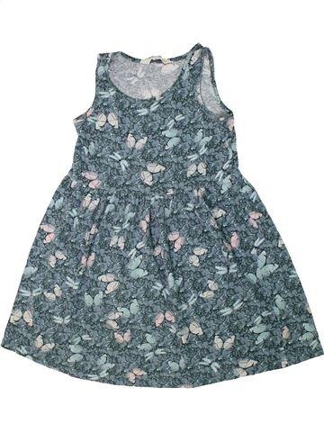 Vestido niña H&M azul 8 años verano #1304930_1