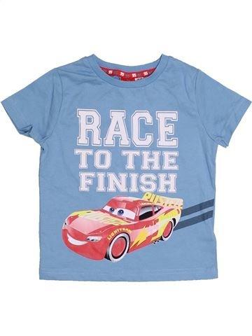 Camiseta de manga corta niño DISNEY azul 2 años verano #1304950_1