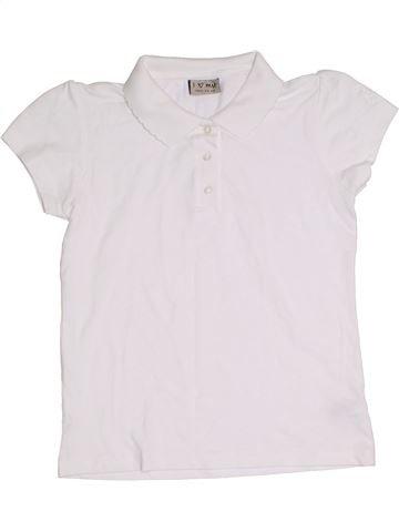 Polo de manga corta niña NEXT blanco 10 años verano #1304982_1