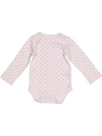 Camiseta de manga larga niña ST BERNARD blanco 9 meses invierno #1304997_1