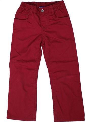 Pantalón niño LUPILU violeta 4 años invierno #1305045_1