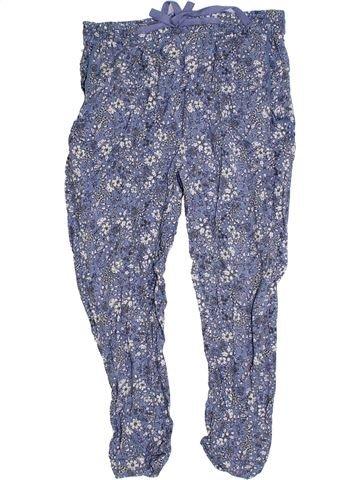 Pantalon fille NEXT gris 7 ans été #1305125_1