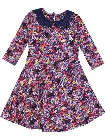 Vestido niña GEORGE violeta 9 años invierno #1305137_1
