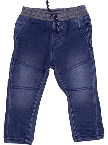 Pantalón niño NUTMEG azul 9 meses verano #1305154_1
