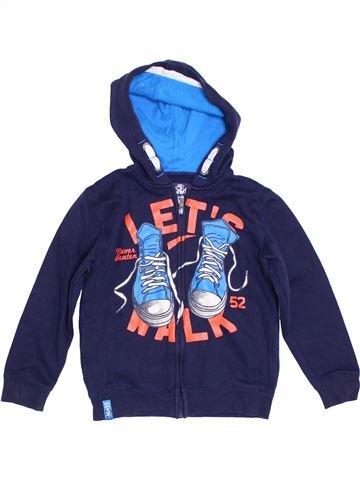 Sweat garçon C&A bleu 7 ans hiver #1305185_1