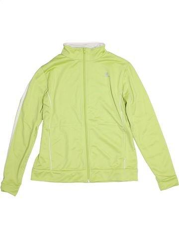 Sportswear fille DOMYOS vert 14 ans hiver #1305244_1