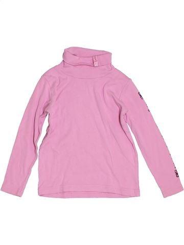 Camiseta de cuello alto niña ESPRIT rosa 5 años invierno #1305263_1