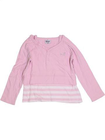 Camiseta de manga larga niña KILSTAR rosa 8 años invierno #1305279_1