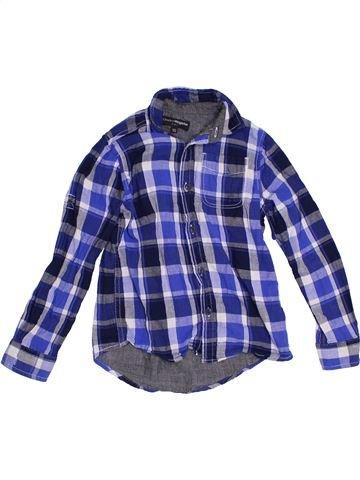 Camisa de manga larga niño CHARLES VÖGELE azul 7 años invierno #1305299_1