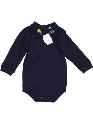 Camiseta de manga larga niño POLLICE azul 2 años invierno #1305343_1