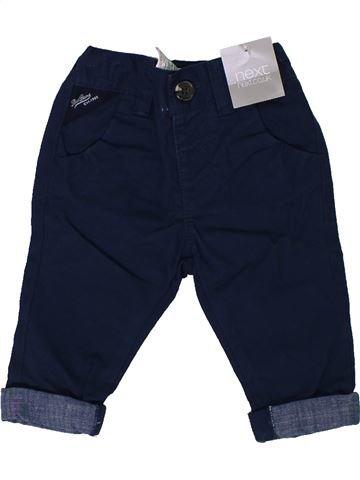 Pantalón niño NEXT negro 6 meses invierno #1305398_1