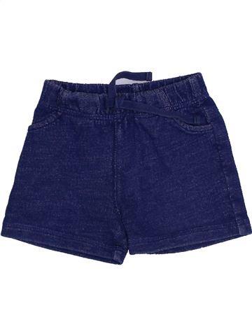 Short - Bermuda garçon JOHN LEWIS bleu 9 mois été #1305480_1