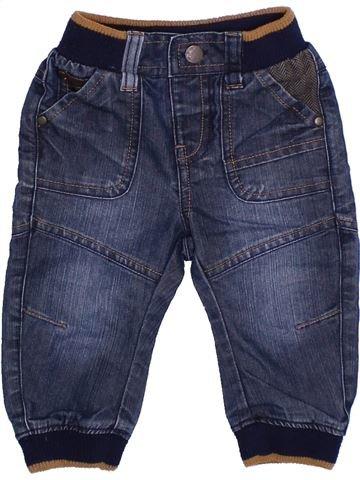 Pantalón niño SANS MARQUE azul 9 meses verano #1305491_1