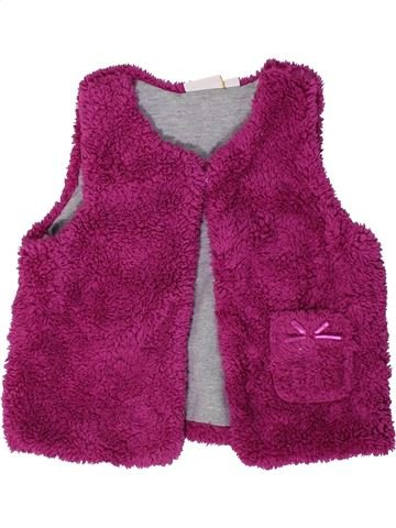 Chaleco niña KIDS violeta 8 años invierno #1305513_1