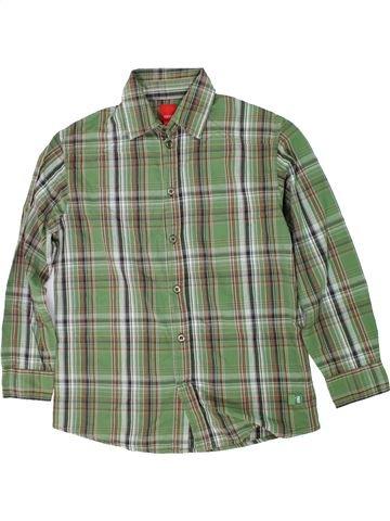 Chemise manches longues garçon ESPRIT vert 11 ans hiver #1305595_1