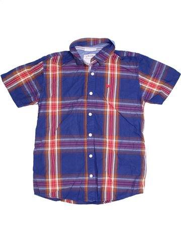 Camisa de manga corta niño JASPER CONRAN azul 14 años verano #1305695_1