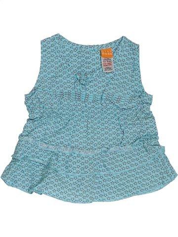 Robe fille MINI MODE bleu 3 mois été #1305838_1