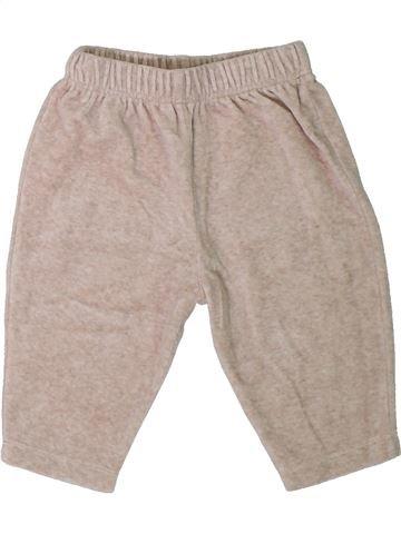 Pantalón niño STUMMER beige 6 meses invierno #1305843_1
